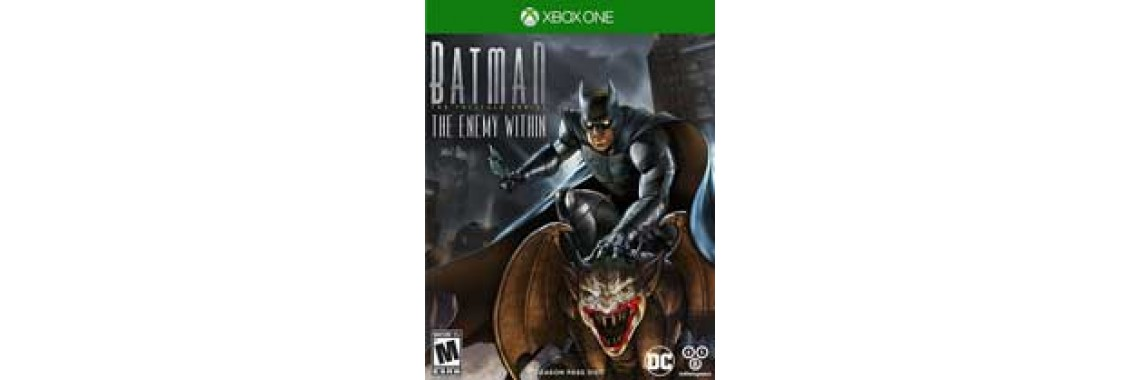 Batman Enemy With TellTale
