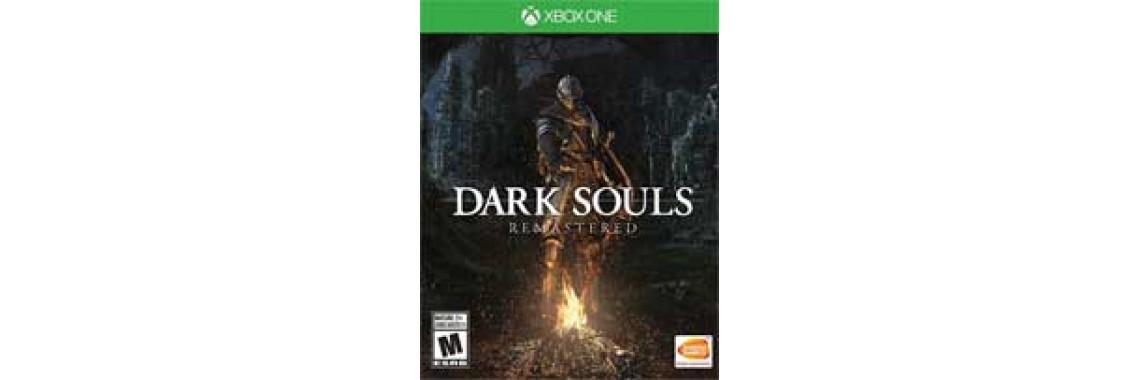 Dark Souls Remastered xb1