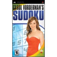 Carol Vordermans Sudoku