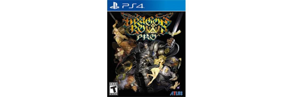 Dragon's Crown Pro