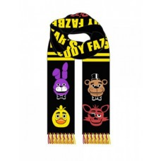 Five Nights at Freddys Knit Scarf