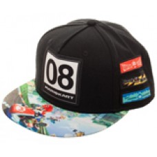 Mario 8 Youth Omni Snapback