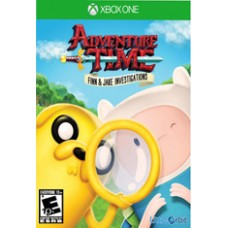 Adventure Time:Finn and Jake Investigations