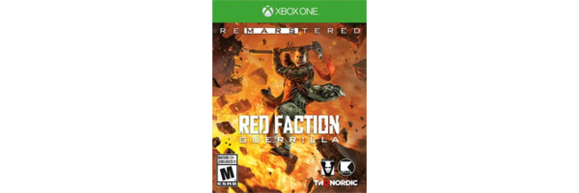 Red Faction XB1