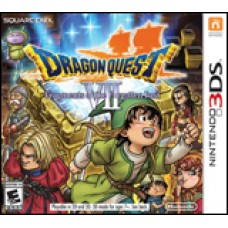 Dragon Quest 7 Fragments Forgotten Past