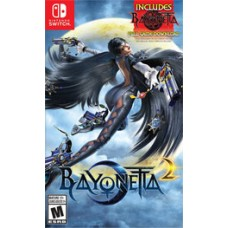 Bayonetta 2 and Bayonetta