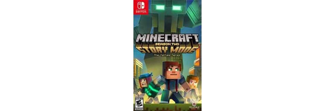 Minecraft Storymode S2