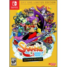 Shantae Half-Genie Hero Ultimate Edition