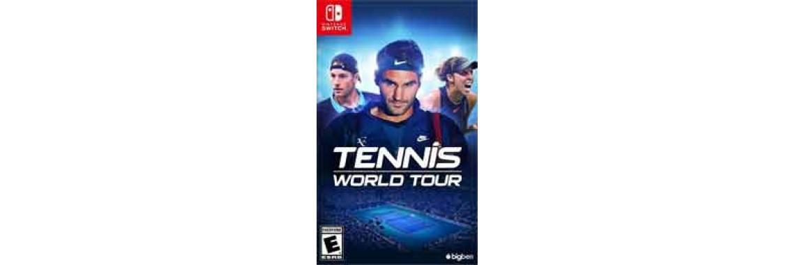 NS Tennis World Quest