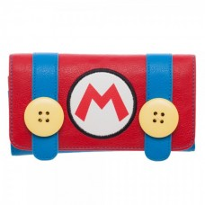 Super Mario Jrs Flap Wallet